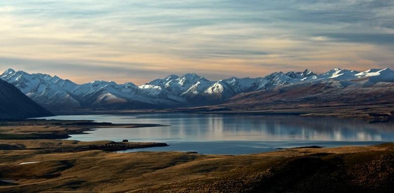 New Zealands amazing scenery